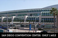San Diego Convention Center at California