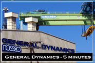 General Dynamics at San Diego, California