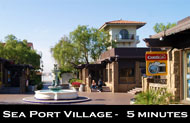 Seaport Village at California
